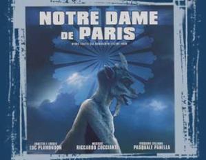 Spettacolo Notre Dame 2009