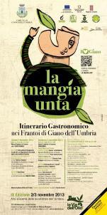 locandina Mangiaunta