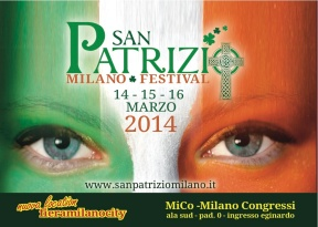 San Patrizio 2014 -jpg Banner Easy Milano 175x125mm DEF NO SHAMROCKS